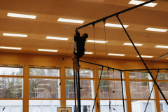 1. Trainings Weekend Gymnaestrada